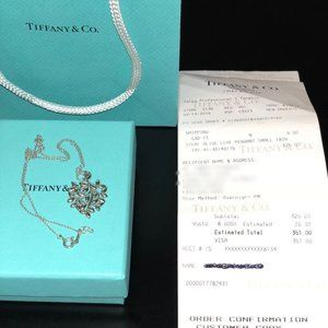 Tiffany Co Jewelry Necklaces